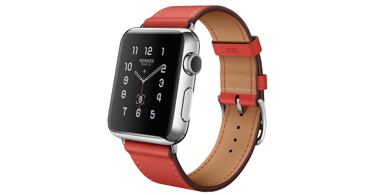 Apple Watch Hermès 第一代 二手