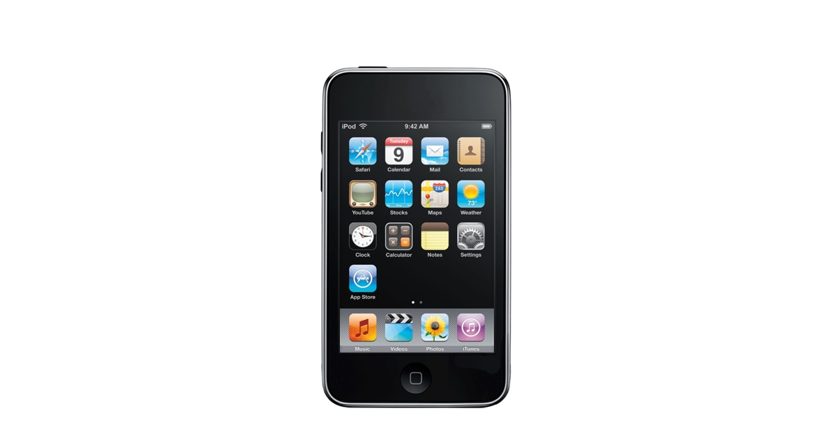 iPod touch 2008 二手