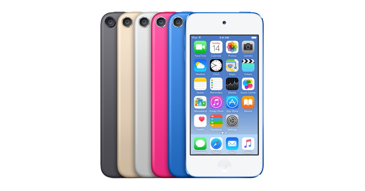 iPod touch 2015 二手