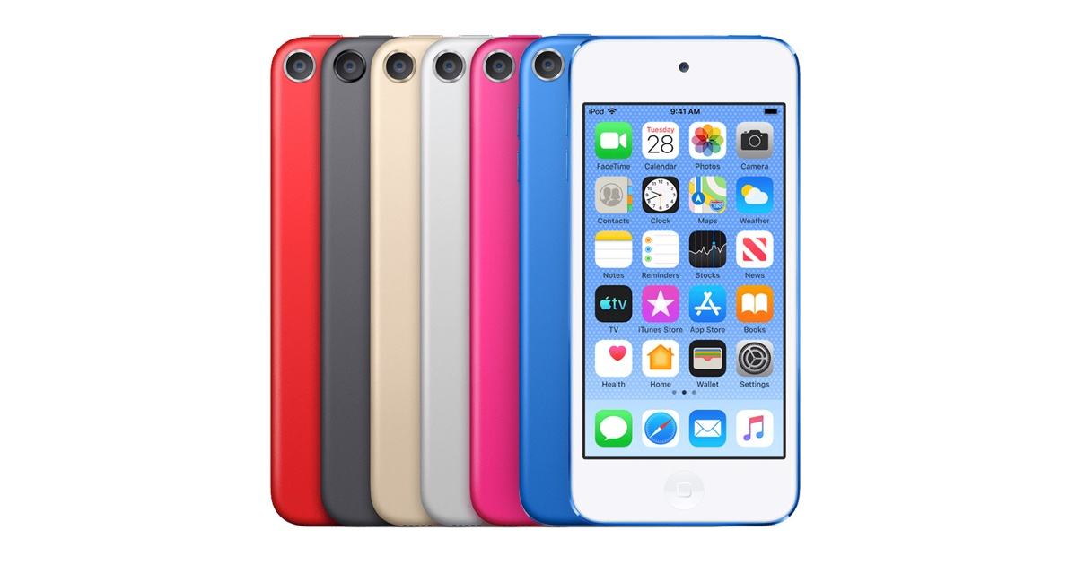 iPod touch 2019 二手