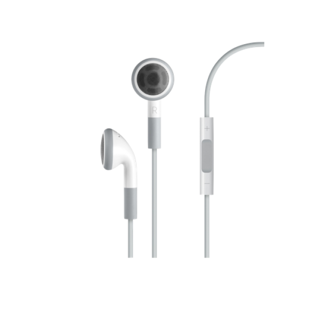 Earphones with Remote and Mic 二手