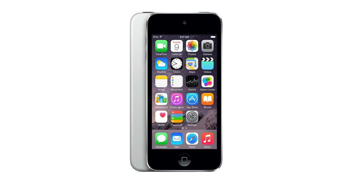 iPod touch 2013 二手