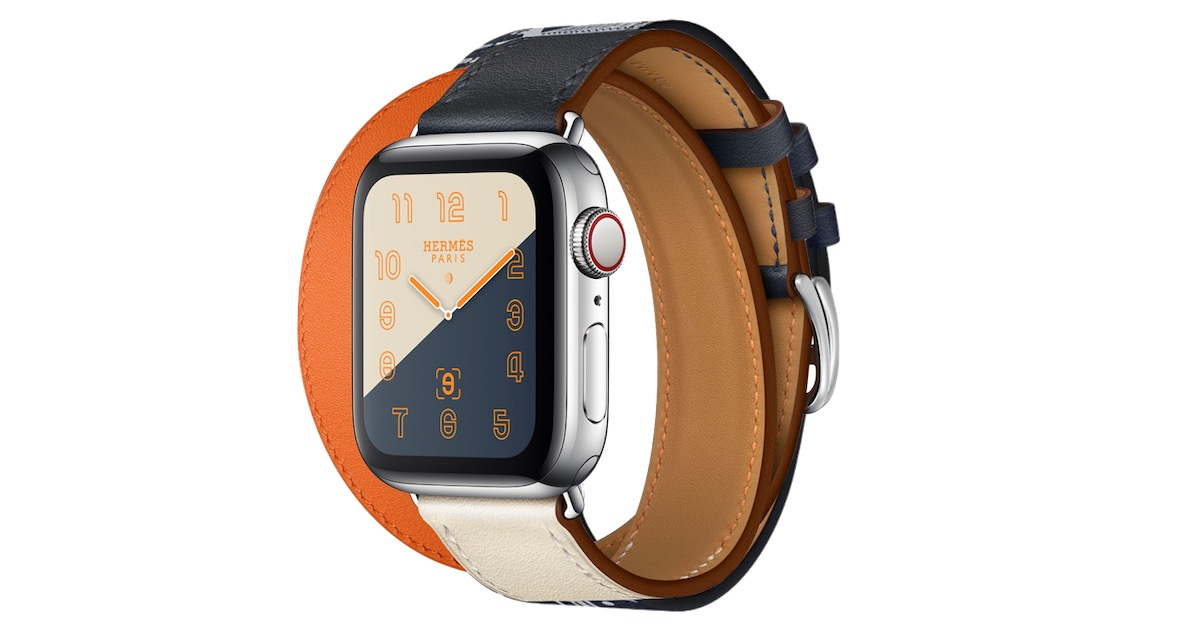 Apple Watch Hermès Series 4 二手