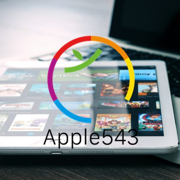 Apple543 smaple