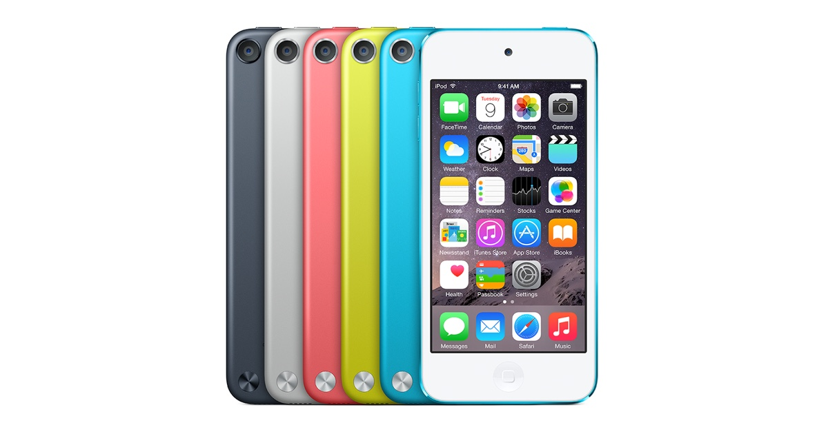 iPod touch 2012 二手