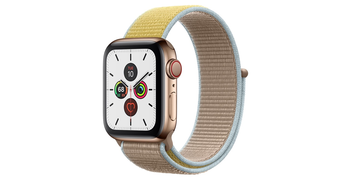 Apple Watch Series 5 二手