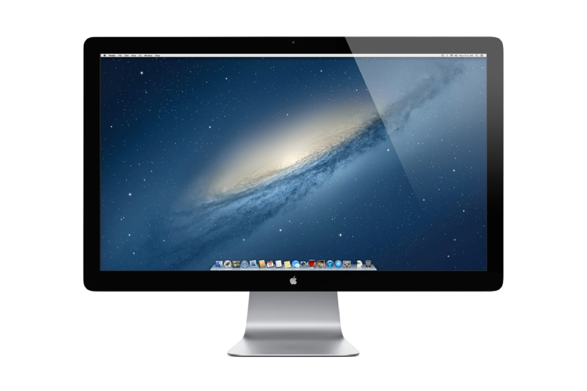 LED Cinema Display 二手